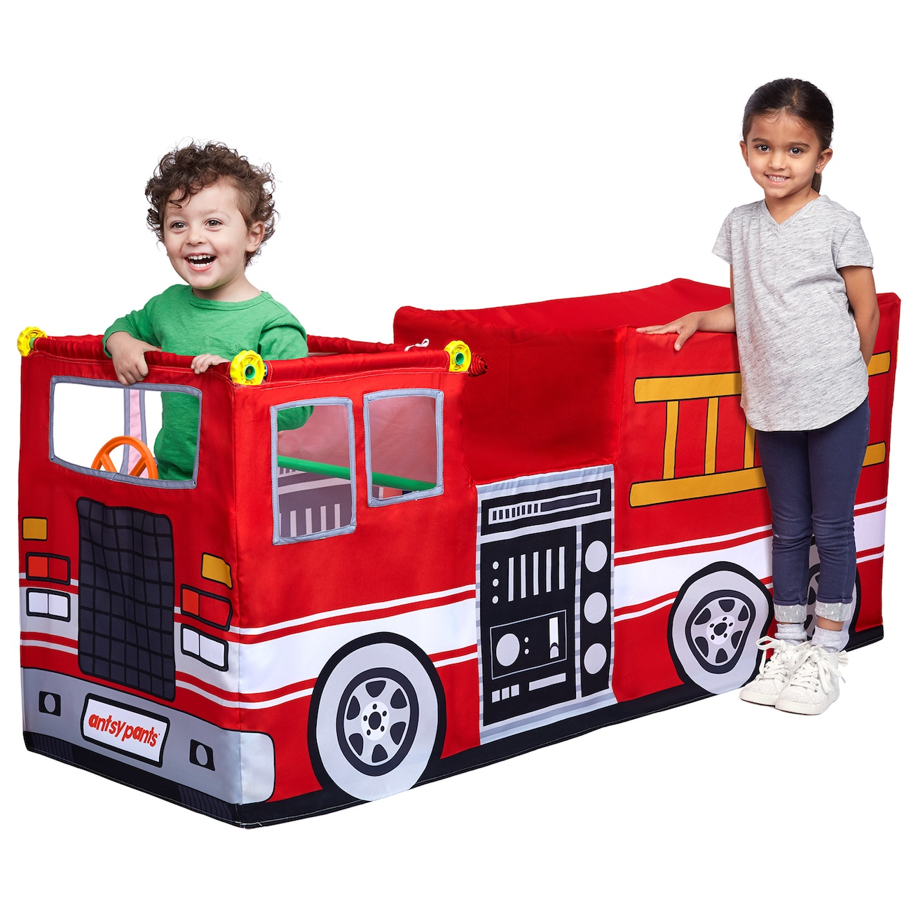 1300x1300 Antsy Pants Build And Play Fire Truck