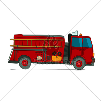 325x325 Fire Truck Gl Stock Images
