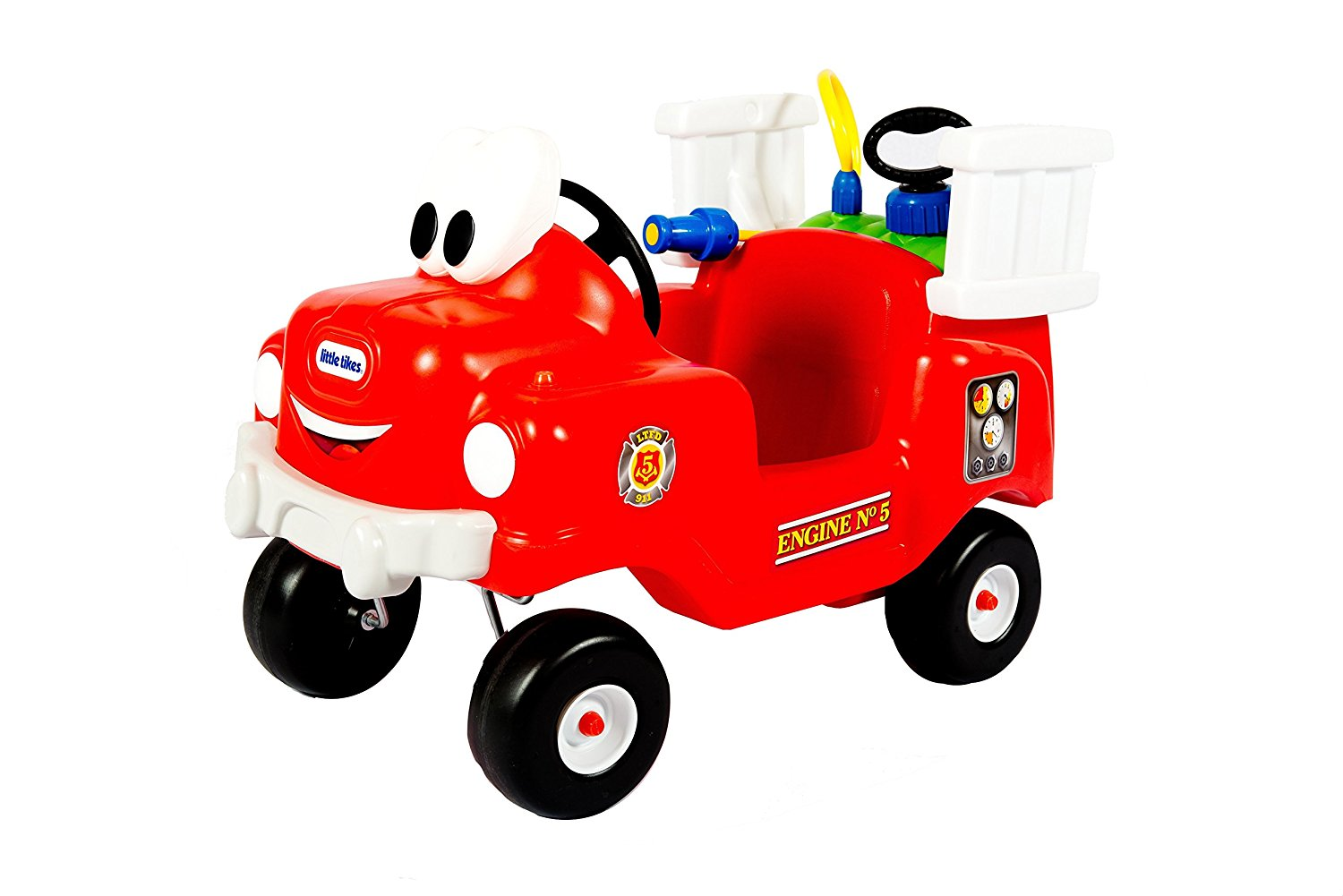 1500x1001 Little Tikes Spray And Rescue Fire Truck Toys Amp Games