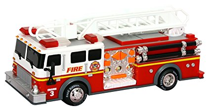 425x224 Toy State 14 Rush And Rescue Police And Fire