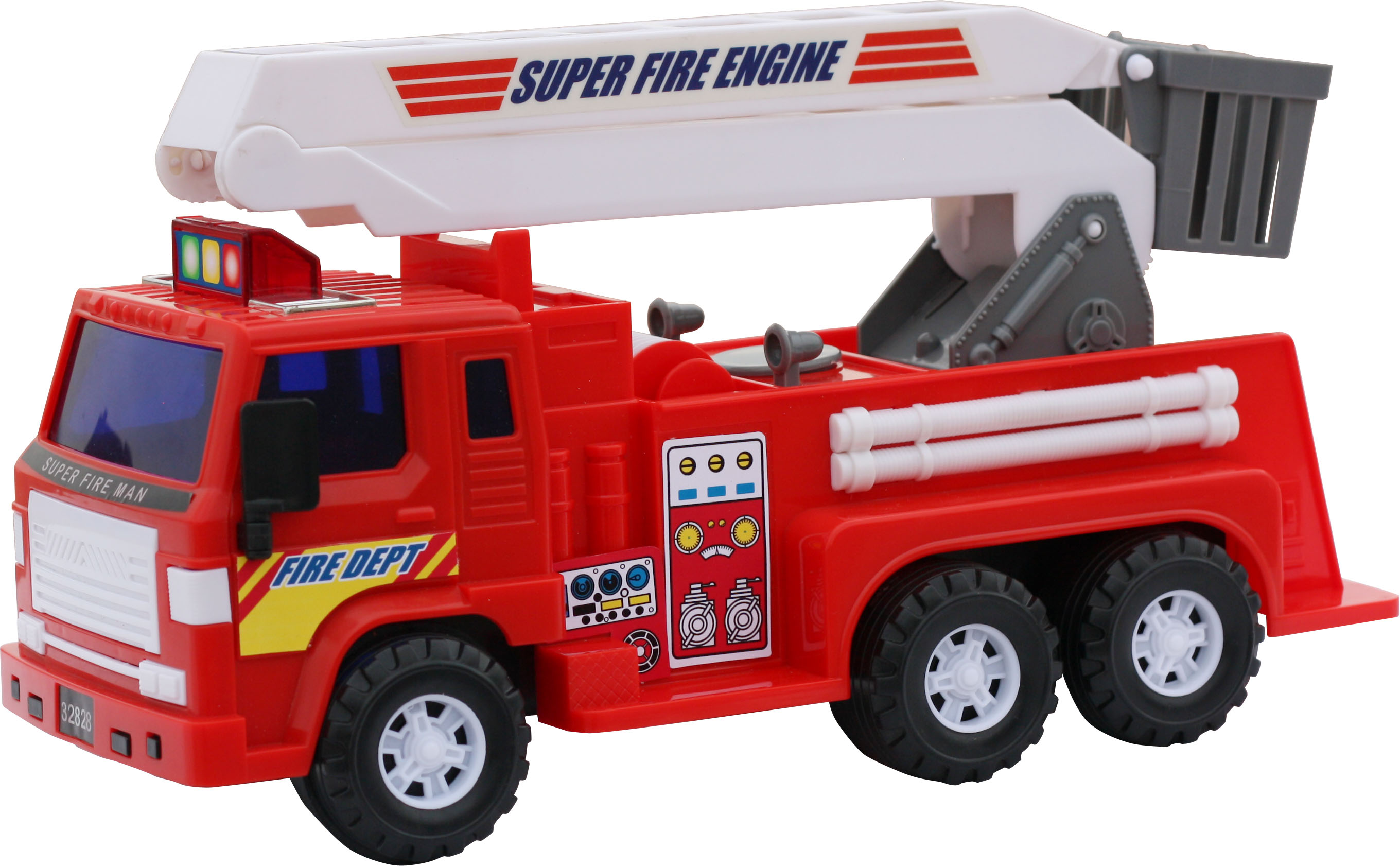 2720x1682 Large Fire Engine Truck Glopo Inc