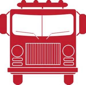 300x298 Old Fire Truck Clip Art