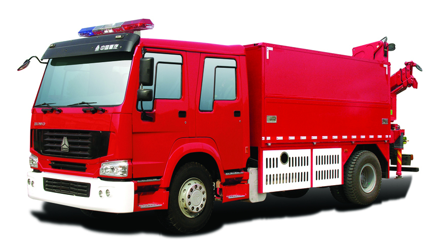 852x498 Sinotruk,howo,fire Fighting,truck