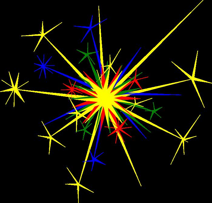 700x669 Free Fireworks Clipart 4