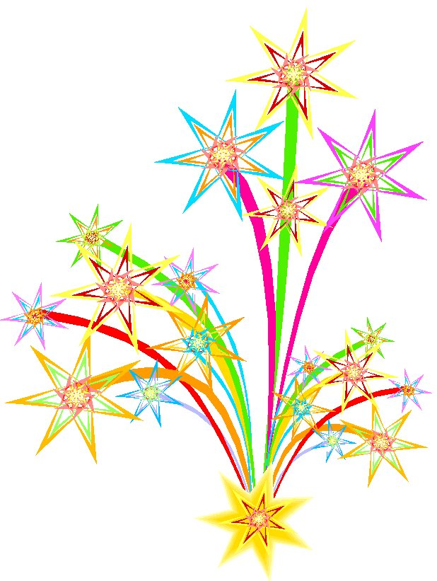 618x821 Firework Explosion New Year Clip Art Merry Christmas Amp Happy New