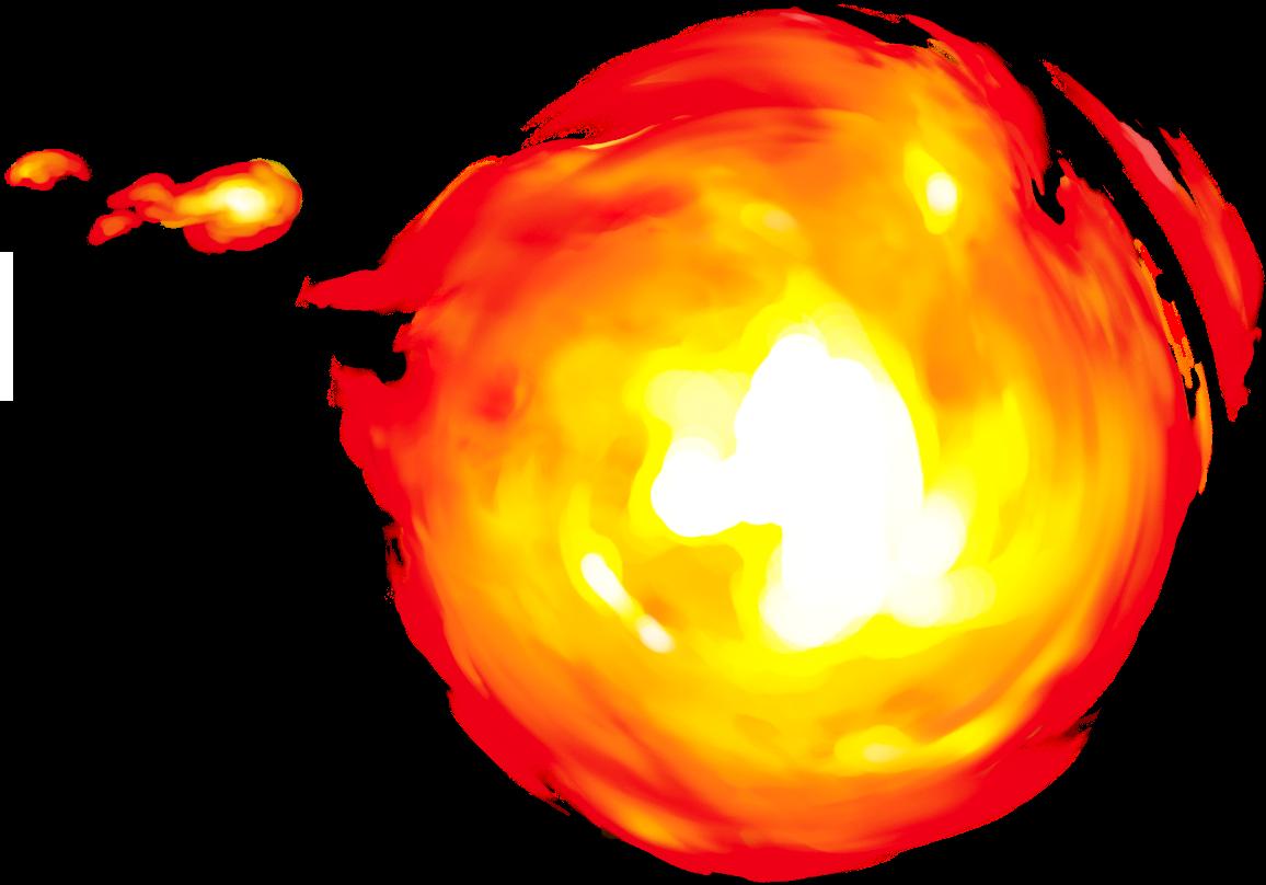1156x808 Pixel Clipart Fireball