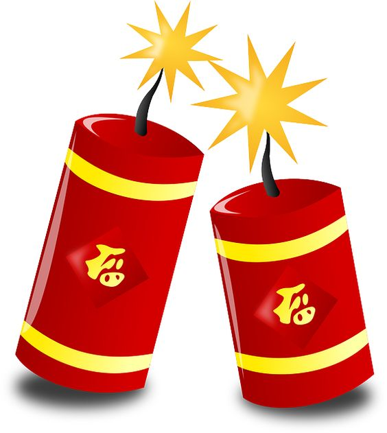 564x631 Firecracker Devices Clipart