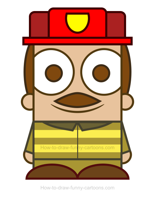 520x660 Firefighter Clip Art Fireman Digital Firemen 6