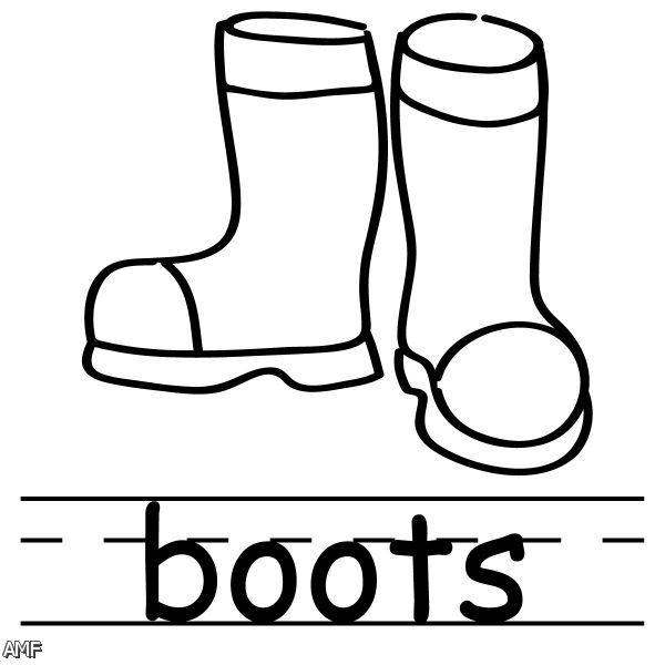 600x600 Top 77 Boots Clip Art