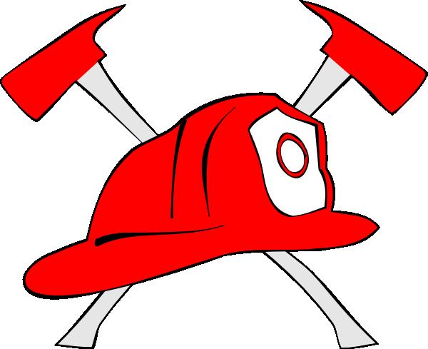 600x489 Firefighter Clip Art