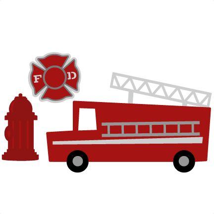 432x432 Bus Clipart Firefighter
