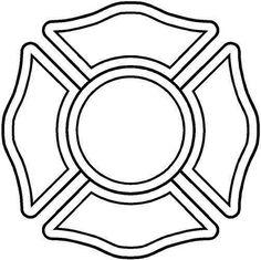 236x235 Fire Department Maltese Cross Clip Art
