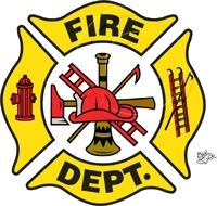 200x190 Firefighter Clip Art