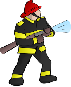 243x297 Fire Fighter Clip Art