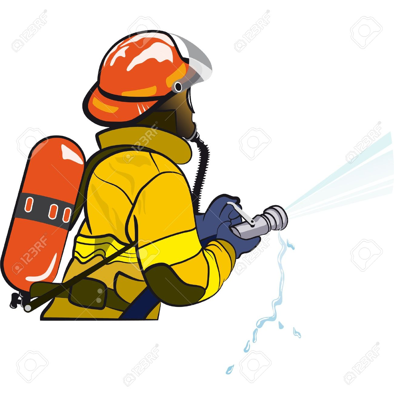 1300x1298 Extinguish Fire Firefighter Clipart, Explore Pictures