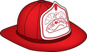 300x180 Firefighter Clipart Firefighter Hat