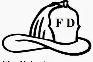 Firefighter Hat Templates Free Download Best Firefighter Hat