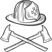 170x170 Firefighter Helmet Clip Art