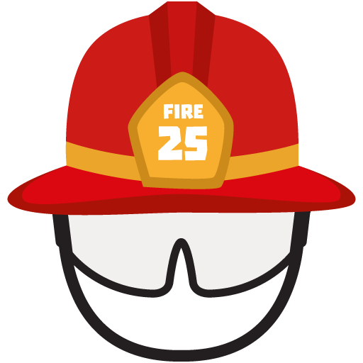 512x512 Graphics For Graphics Fire Fighter Hat