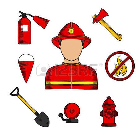 450x450 Helmet Clipart Firefighter Uniform
