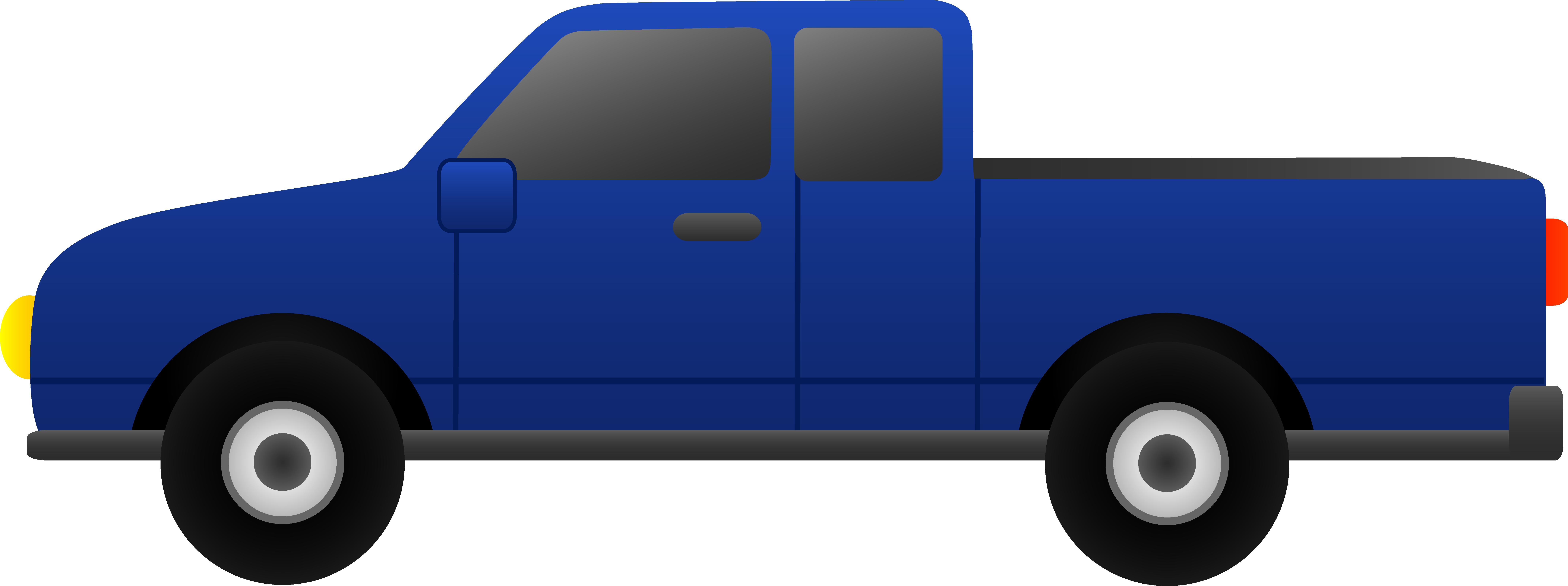 8576x3207 Free Clipart Of Trucks