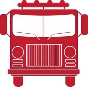 300x298 Old Fire Truck Clip Art