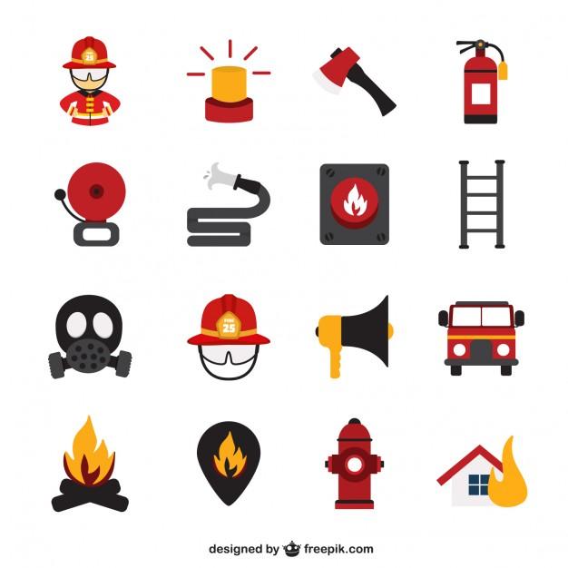 Fireman Clipart Free