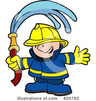 400x420 Fireman Clipart