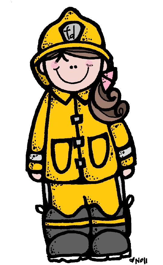 538x870 Fireman Clip Art