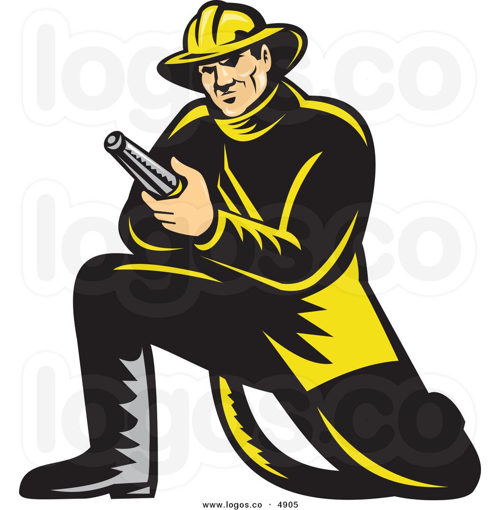 1024x1044 Black Girl Firefighter Clipart