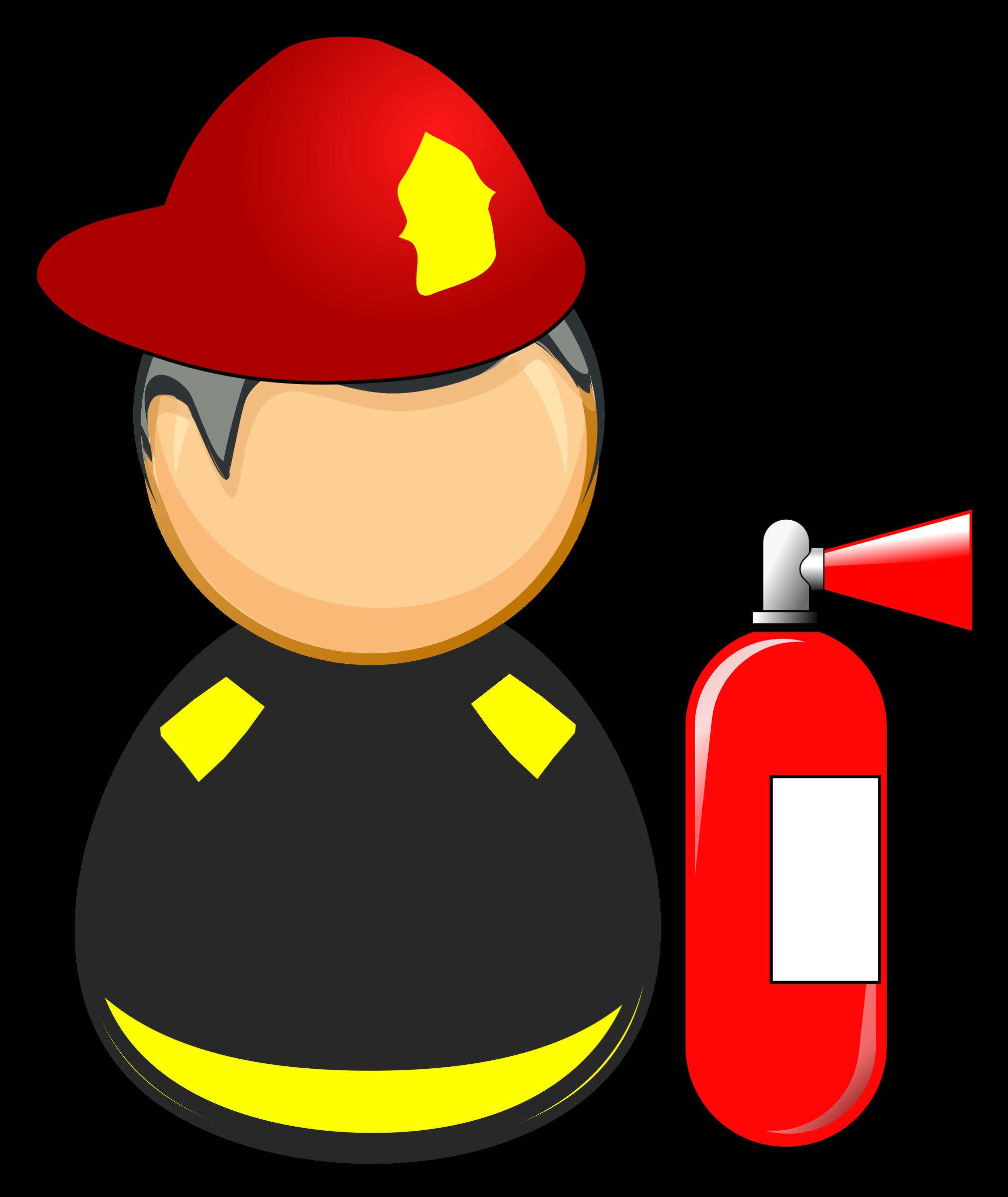 2021x2400 Clip Art Fireman Clip Art