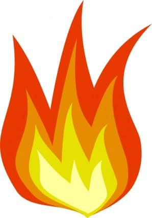 298x425 Clip Art Of Fire