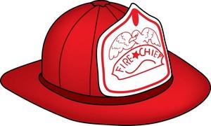 300x180 Fireman Hat Clip Art