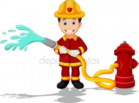 450x332 Fireman Stock Vectors, Royalty Free Fireman Illustrations