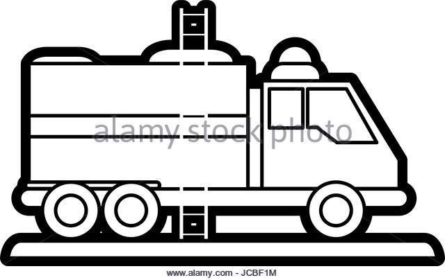 640x404 Vector Cartoon Fire Truck Stock Photos Amp Vector Cartoon Fire Truck