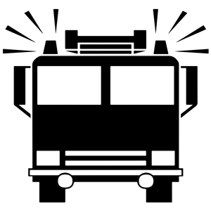 300x300 Fire Truck Icon Clipart, Cliparts Of Fire Truck Icon Free Download