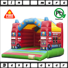 220x220 Inflatable Firetruck, Inflatable Firetruck Suppliers
