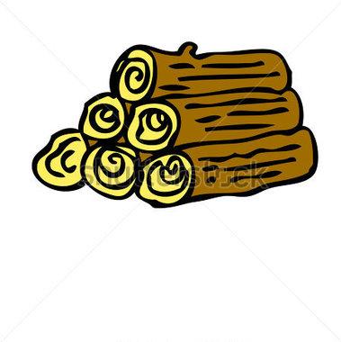 379x380 Firewood Images Clip Art