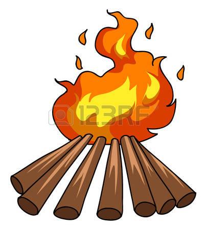 403x450 Campfire Clipart Firewood