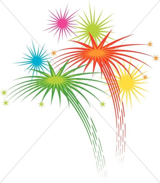 fireworks clipart free download best fireworks clipart