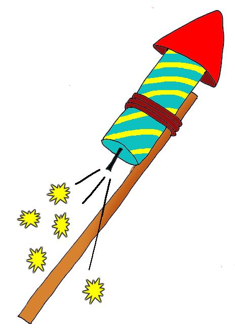 464x656 rocket fireworks clipart explore pictures