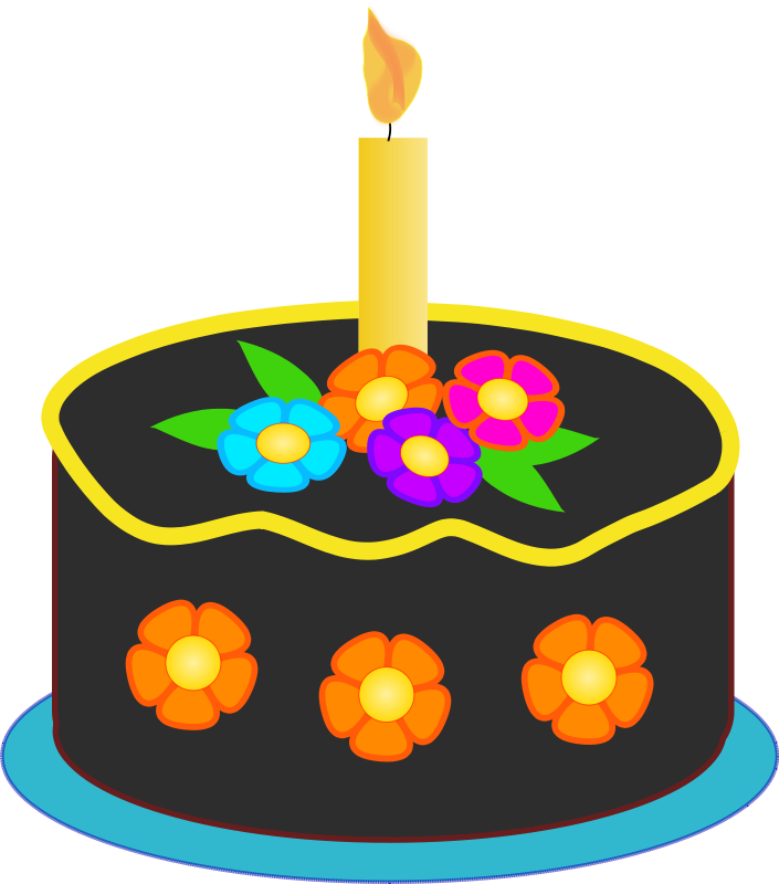 First Birthday Cliparts Free Download Best First Birthday Cliparts