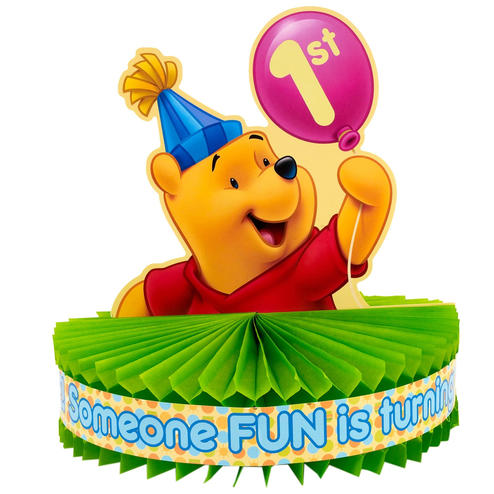 1600x1600 Pooh Birthday Clipart