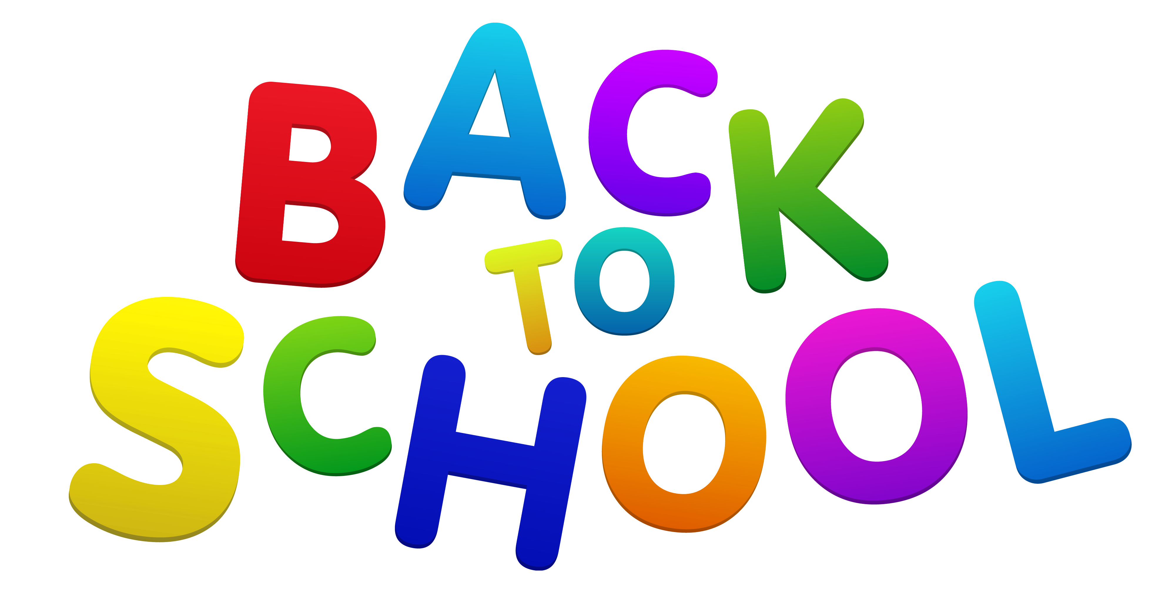 3971x2014 Free Back To School Clipart The Cliparts