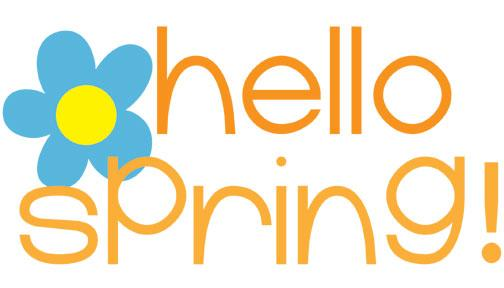 First Day Of Spring Clipart | Free download on ClipArtMag