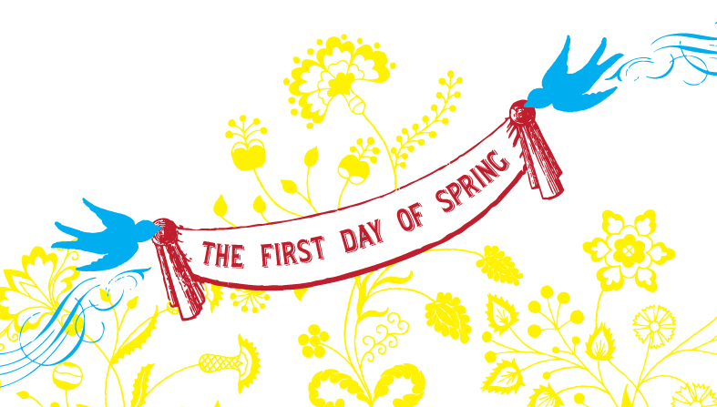 787x447 First Day Of Spring Clipart Many Interesting Cliparts