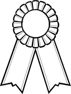 236x310 Award Ribbon Clipart Outline Clipart Panda