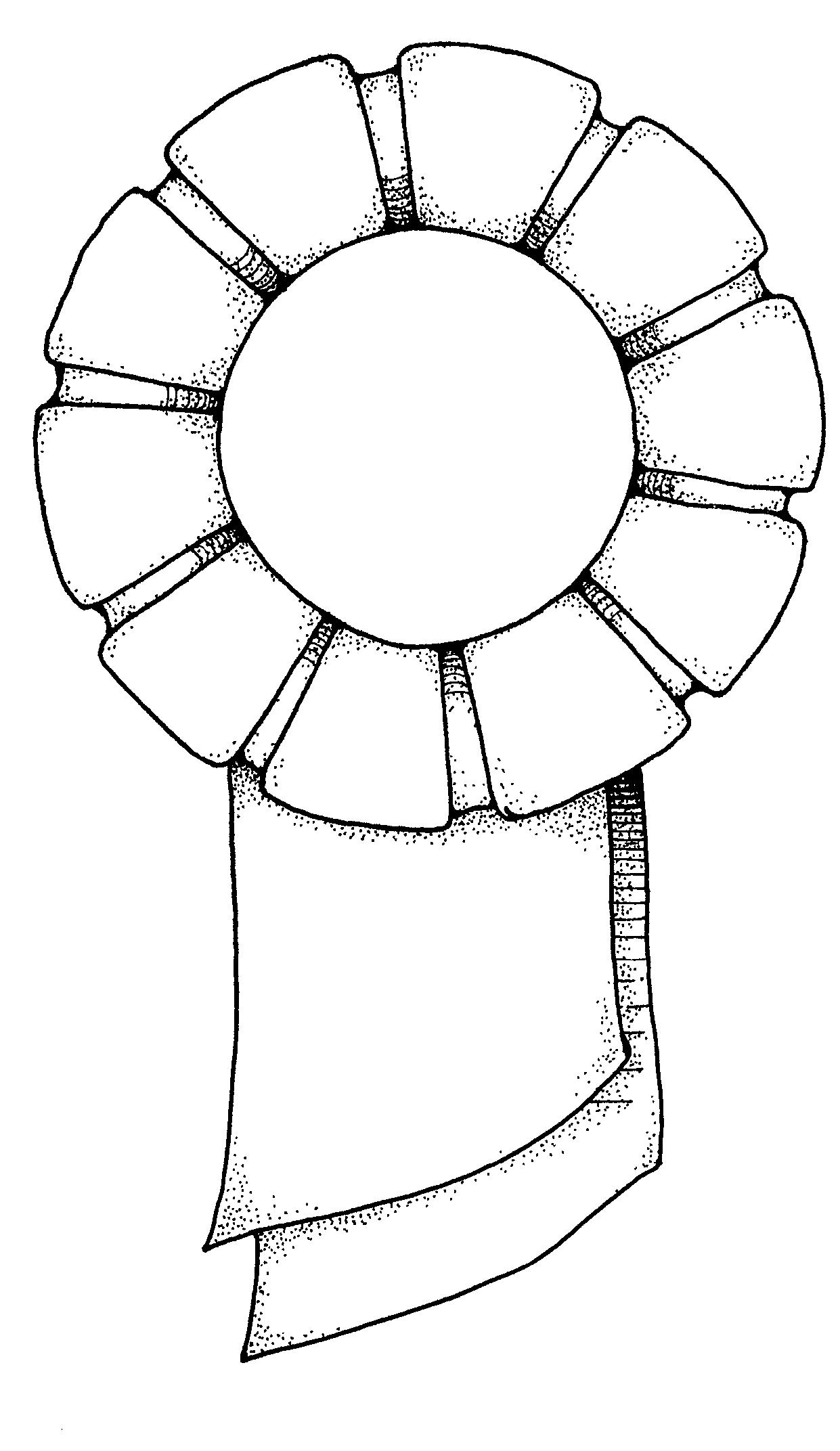 1241x2144 Ribbon Clipart Printable
