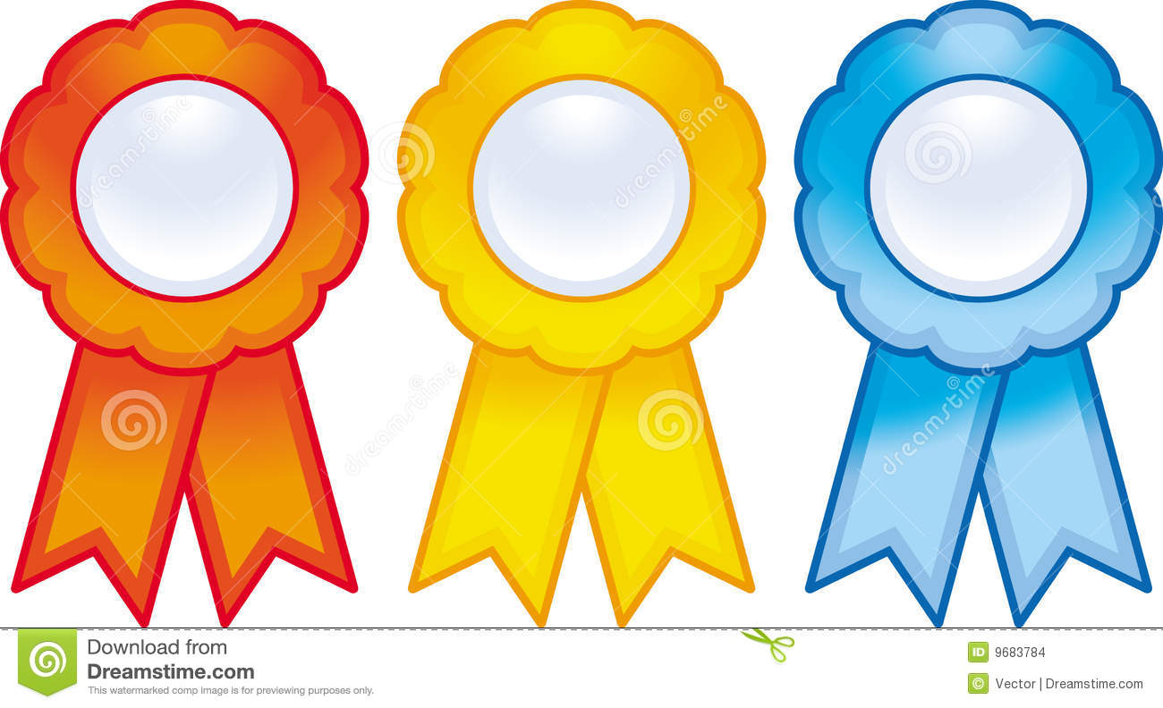 1300x792 3rd Award Ribbon Clipart