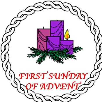 350x350 Graphics For First Sunday Advent Graphics